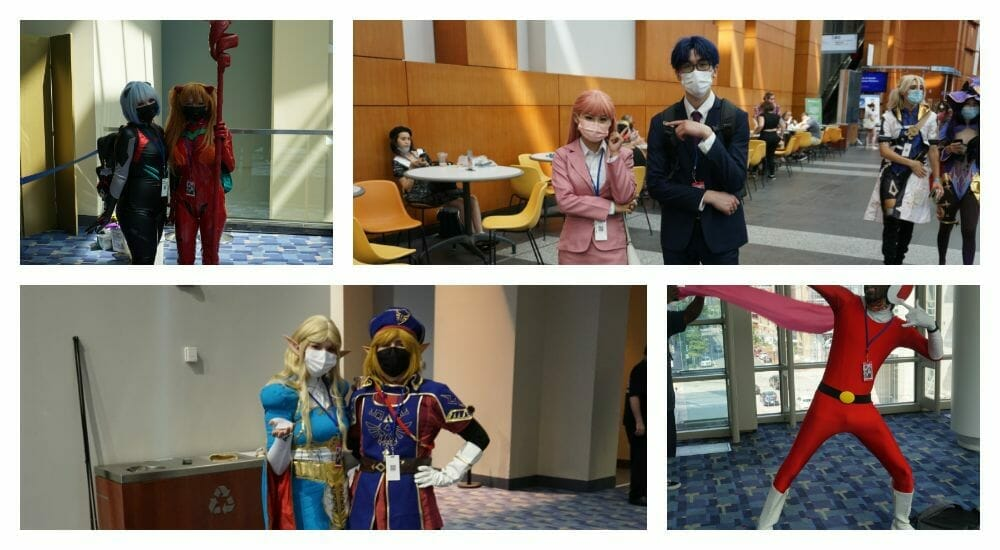 Featured image for Otakon 2021: Have Cosplay, Will Travel