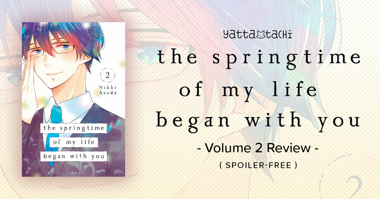 Featured image for The Springtime of My Life Began With You Vol. 2 Review (Spoiler‑Free)