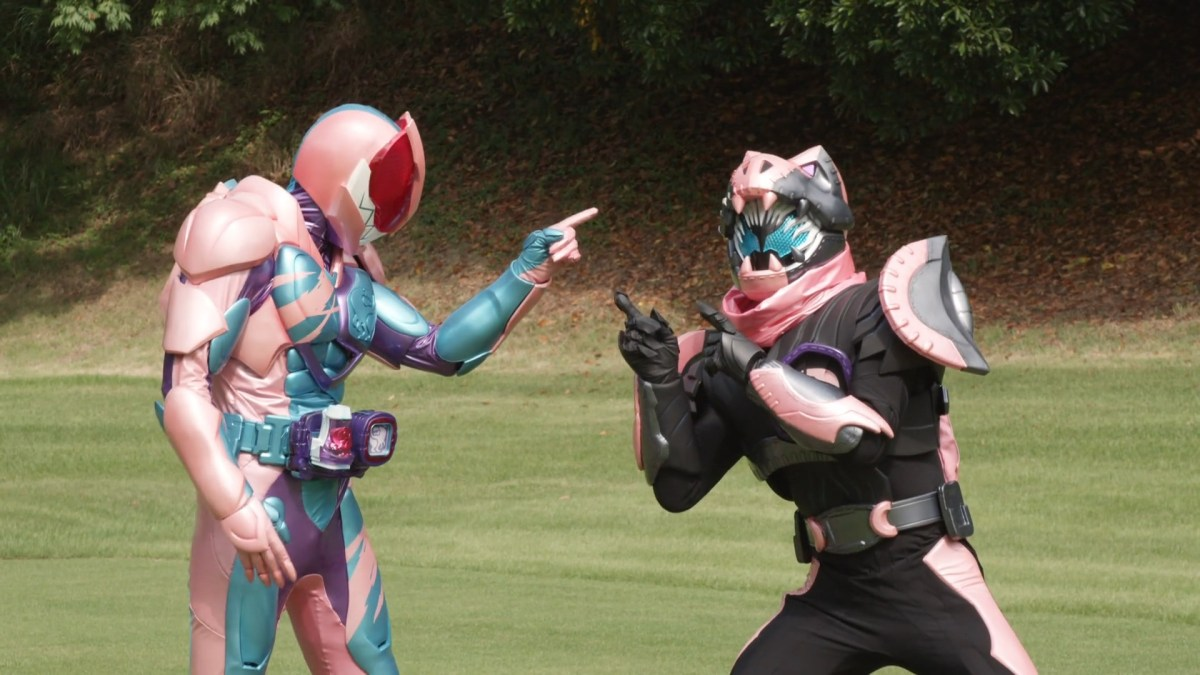 Featured image for Kamen Rider Revice Episode 2