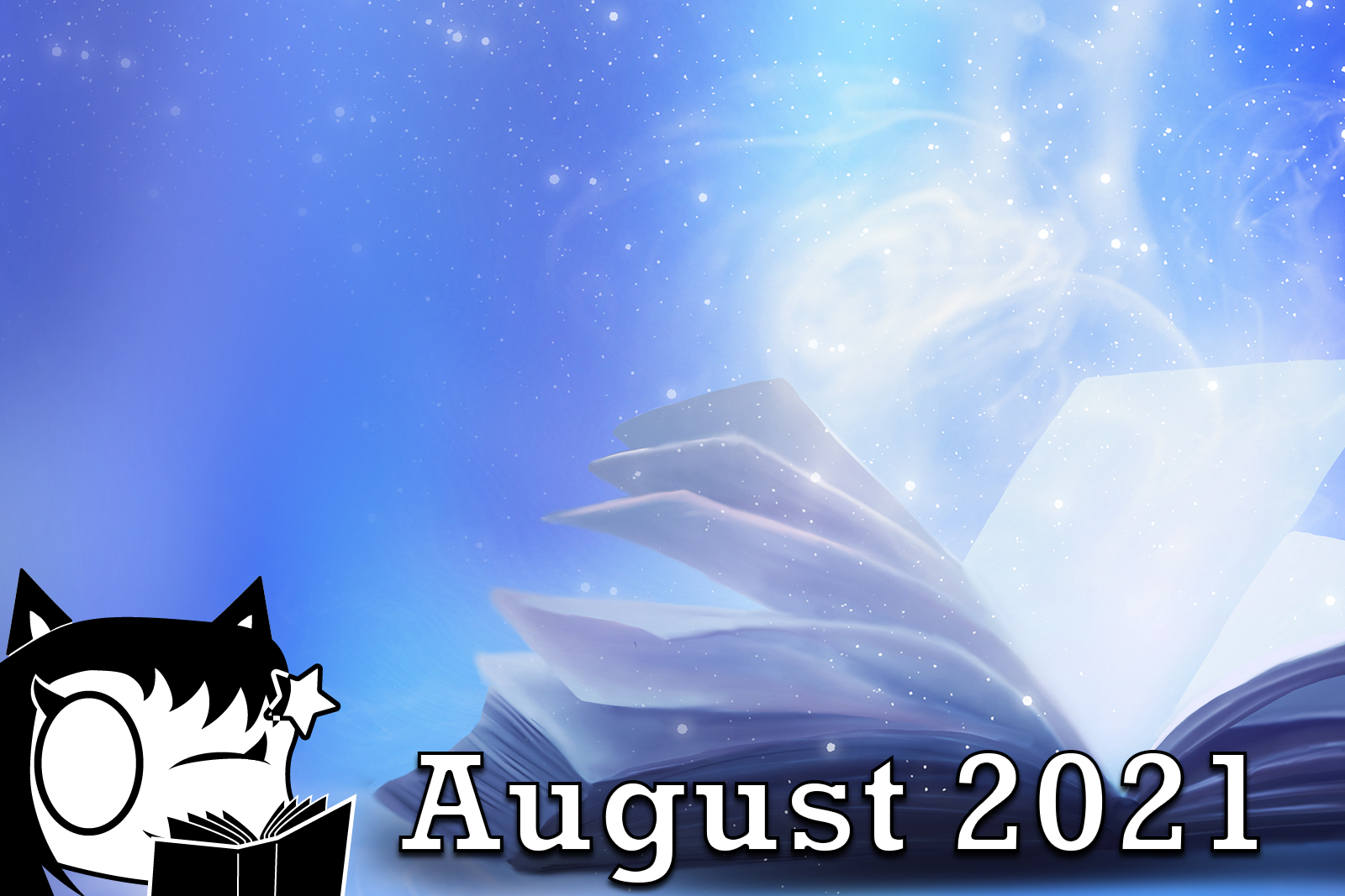 Featured image for Weeb Reads Monthly: August 2021