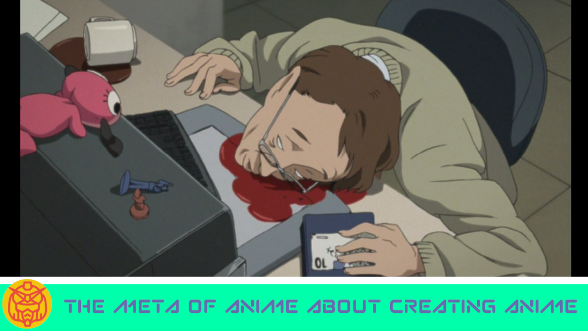 Featured image for The Meta of Creating Anime About Anime
