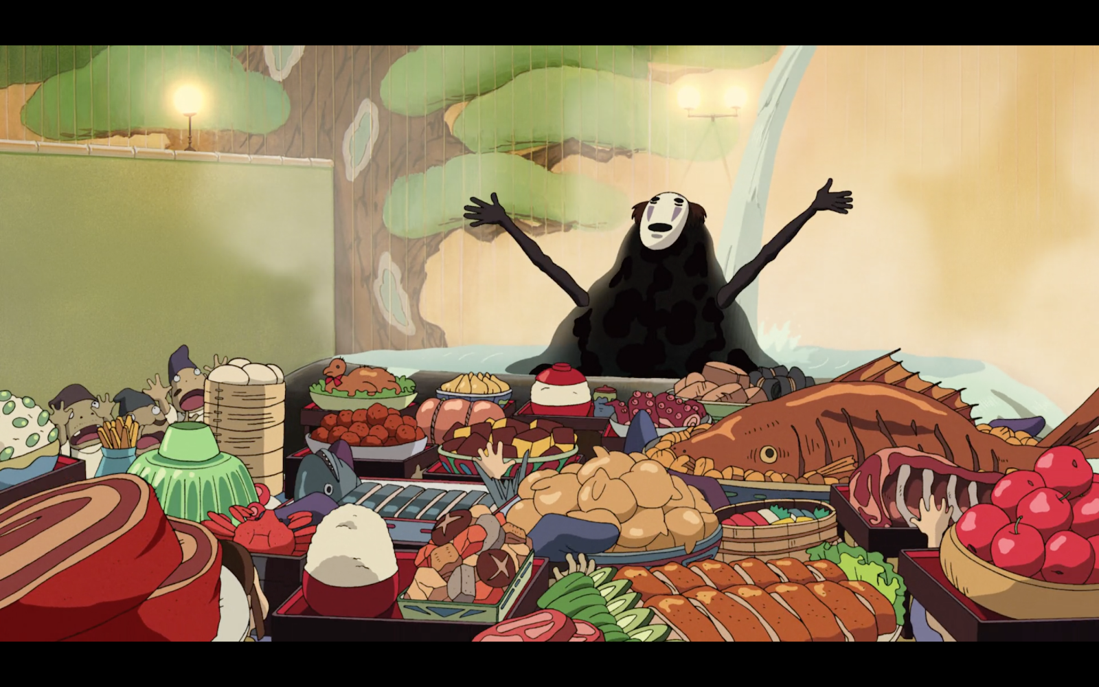 Featured image for Food in Anime – It Looks Delicious.