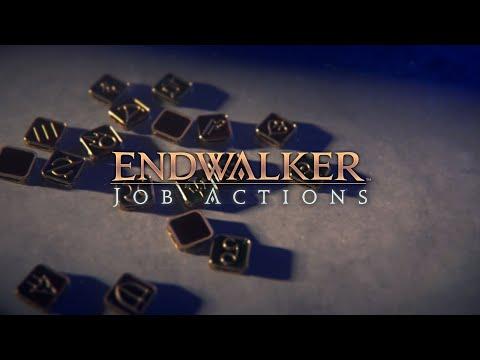 Featured image for Endwalker Job Action Trailer [Final Fantasy XIV]