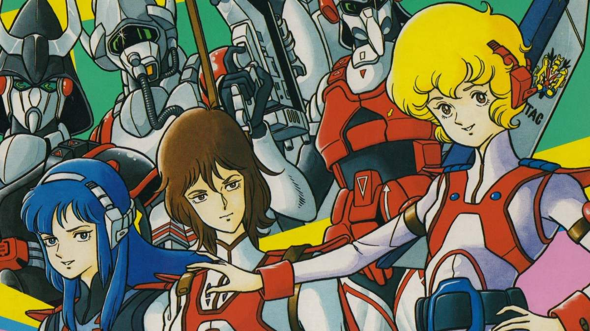 Featured image for Anime Review 210 Super Dimension Cavalry Southern Cross