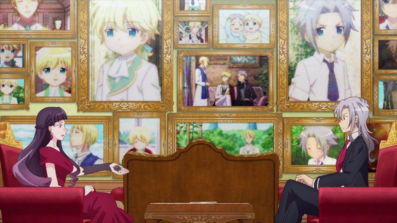 Featured image for Otome Game no Hametsu Flag shika Nai Akuyaku Reijou ni Tensei shiteshimatta… X Episode #12