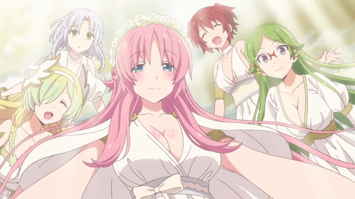 Featured image for Anime Series Like Mother of the Goddess' Dormitory