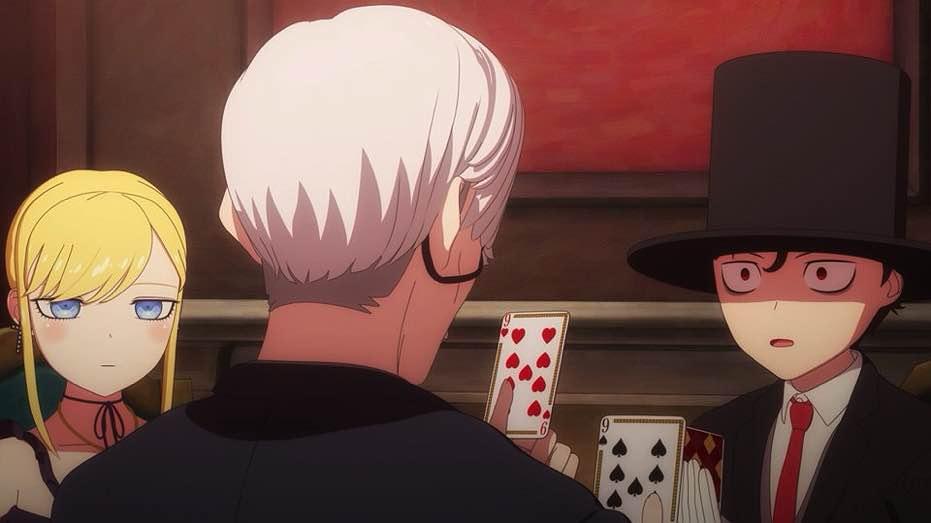 Featured image for Shinigami Bocchan to Kuro Maid – 12 (Season Finale)