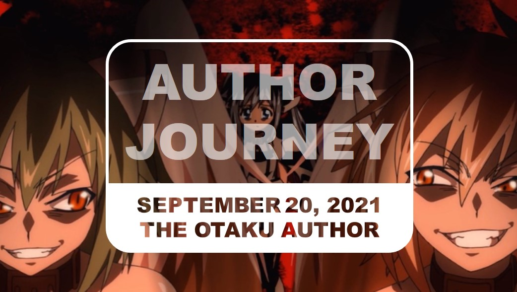 Featured image for Author Journey (September 20, 2021)