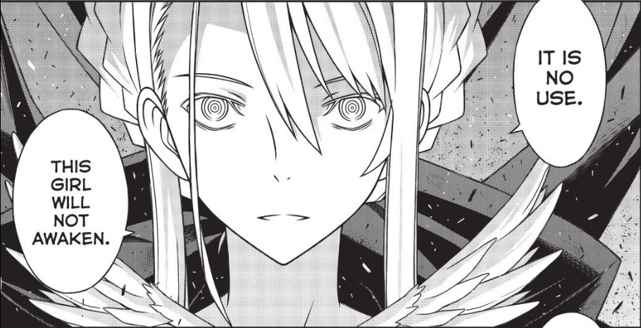 Featured image for UQ Holder Chapter 187 Manga Review
