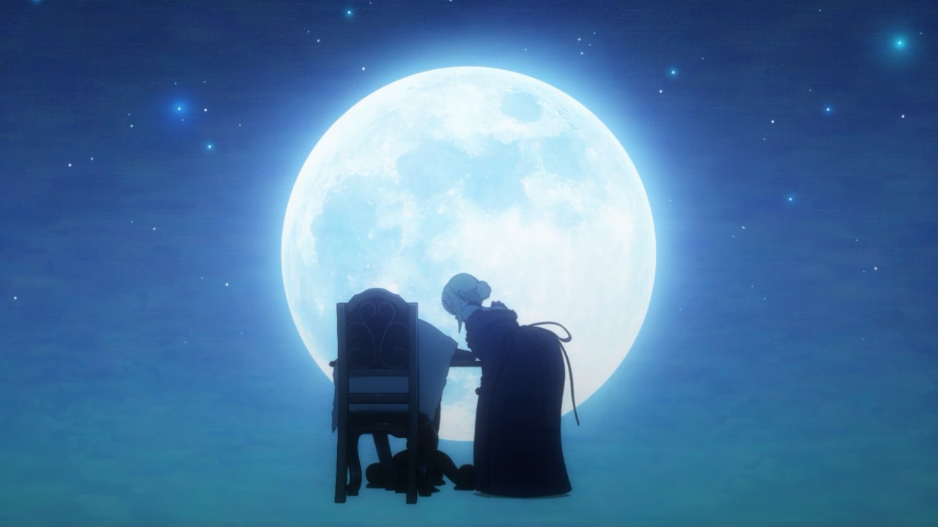 Featured image for Shinigami Bocchan to Kuro Maid Episode 12 (Final Impression)