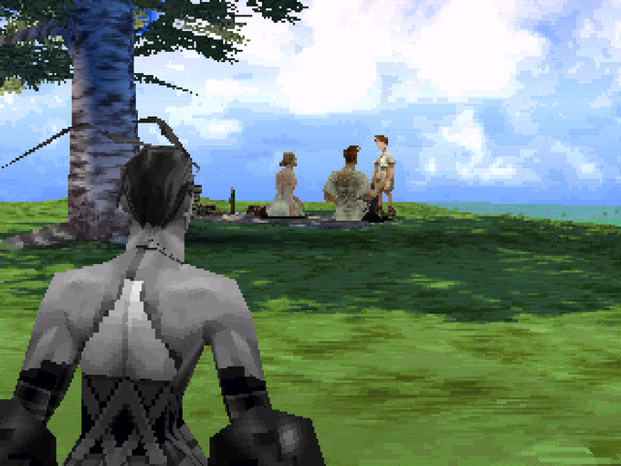 Featured image for I Can't Stop Thinking About Vagrant Story