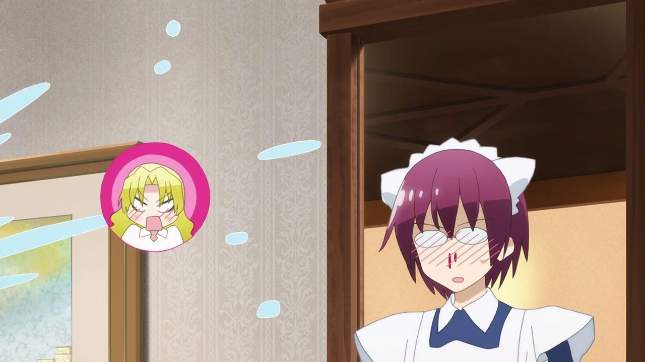 Featured image for Tonikaku Kawaii Episode #13