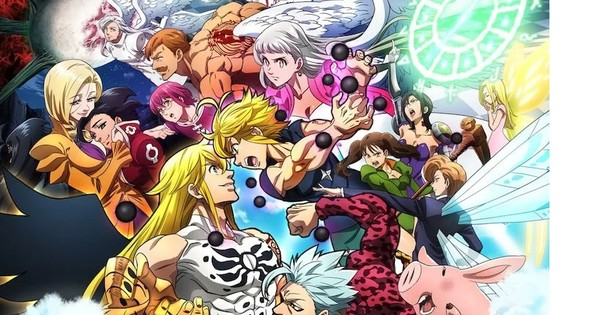 Featured image for Seven Deadly Sins: Dragon's Judgement Episodes 1-12