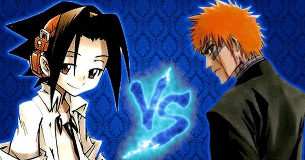 Featured image for Who Would Win? Shaman King's Yoh VS. Bleach's Ichigo