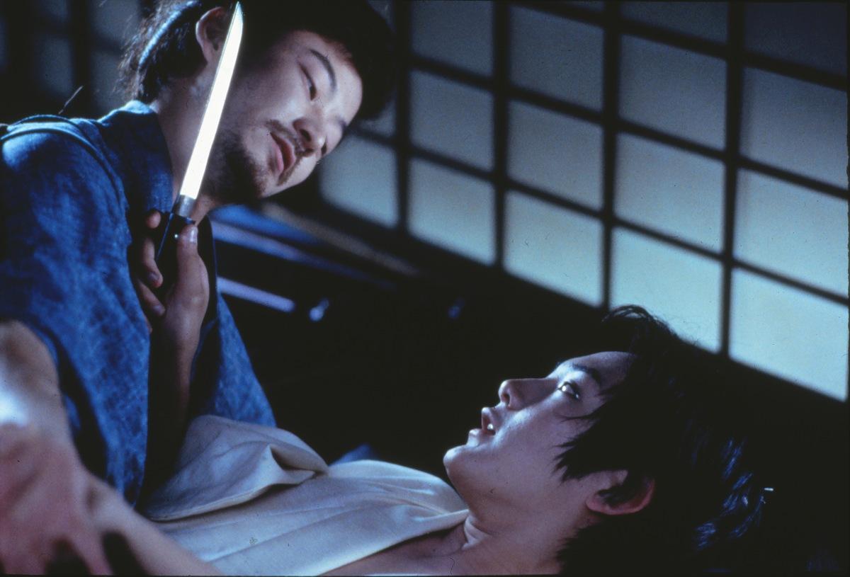 Featured image for Gohatto (御法度, Nagisa Oshima, 1999)