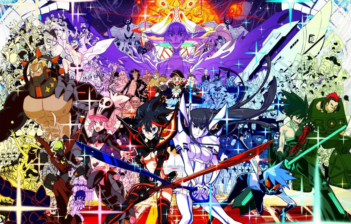 Featured image for Kill La Kill: Nude Is The New Normal. Clothing is Optional.