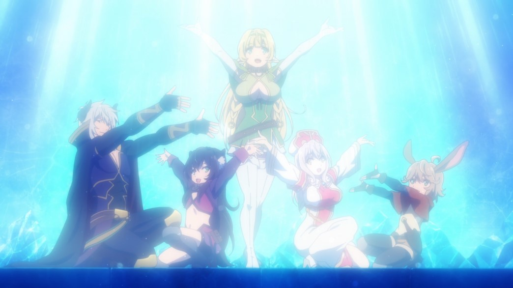 Featured image for How Not to Summon a Demon Lord Ω (Episode 16) – Personal Domain