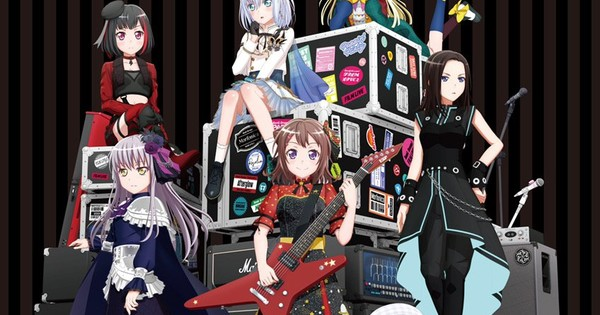 Featured image for BanG Dream! FILM LIVE 2nd Stage
