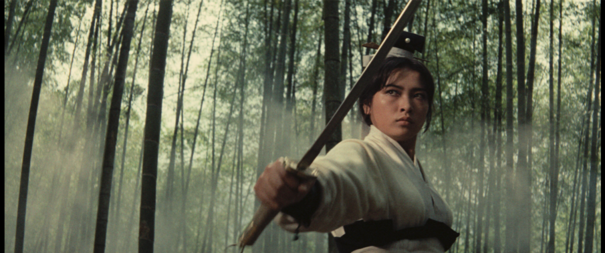 Featured image for A Touch of Zen (俠女, King Hu, 1971)