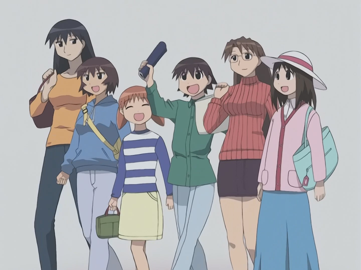 Featured image for Back to the Vaults: Azumanga Daioh (The Animation…Again!)