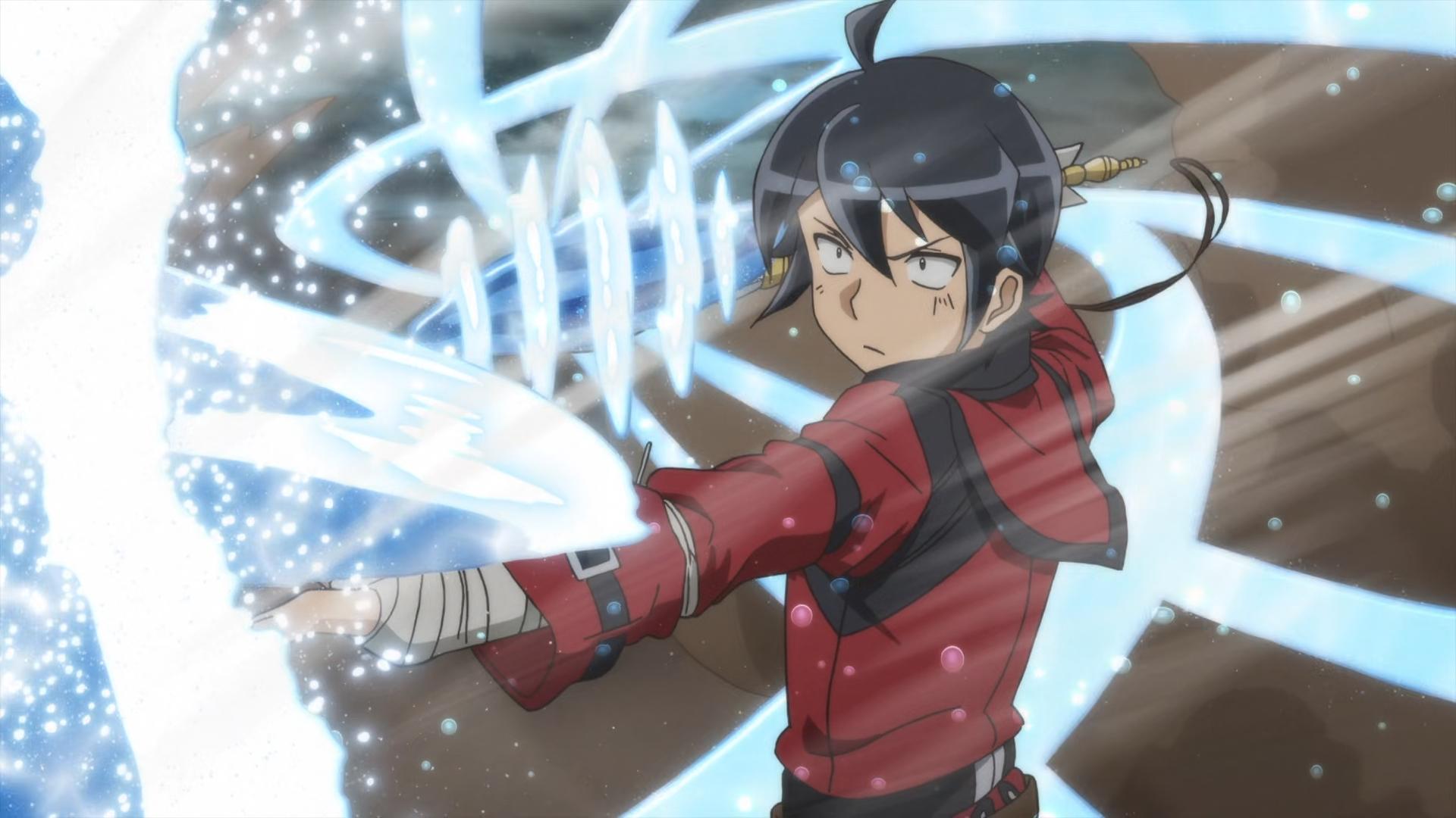 Featured image for Tsuki ga Michibiku Isekai Douchuu Review
