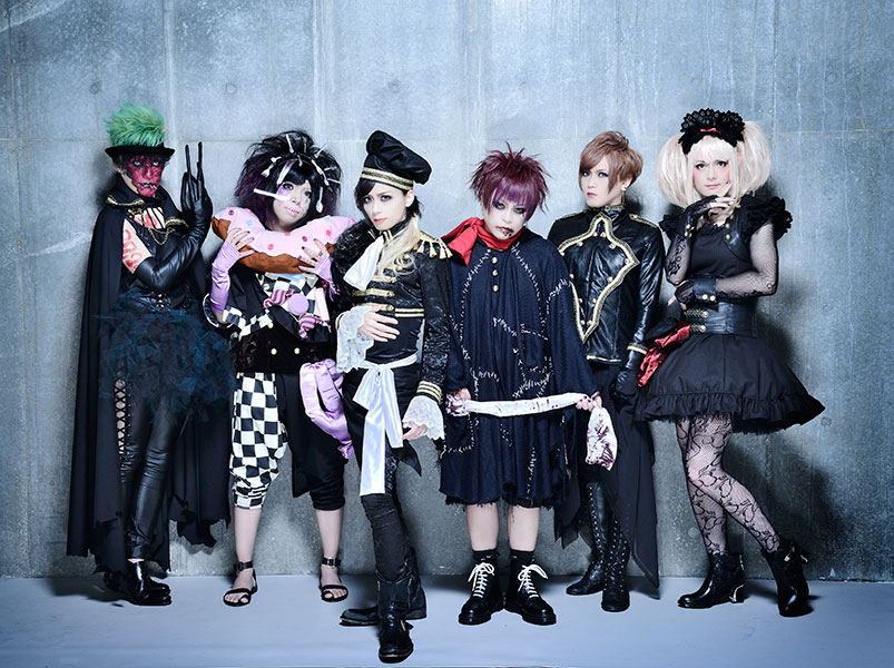 Featured image for Visual Kei & Anime – Mix Speaker's,Inc.