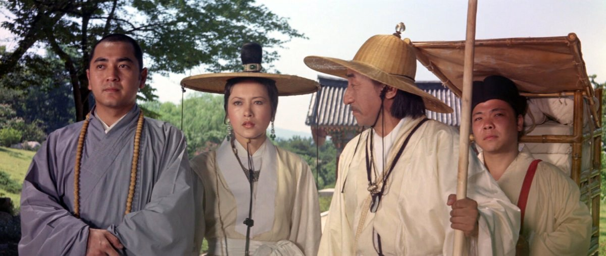 Featured image for Raining in the Mountain (空山靈雨, King Hu, 1979)