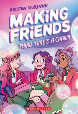 Featured image for Making Friends: Third Time's a Charm Review