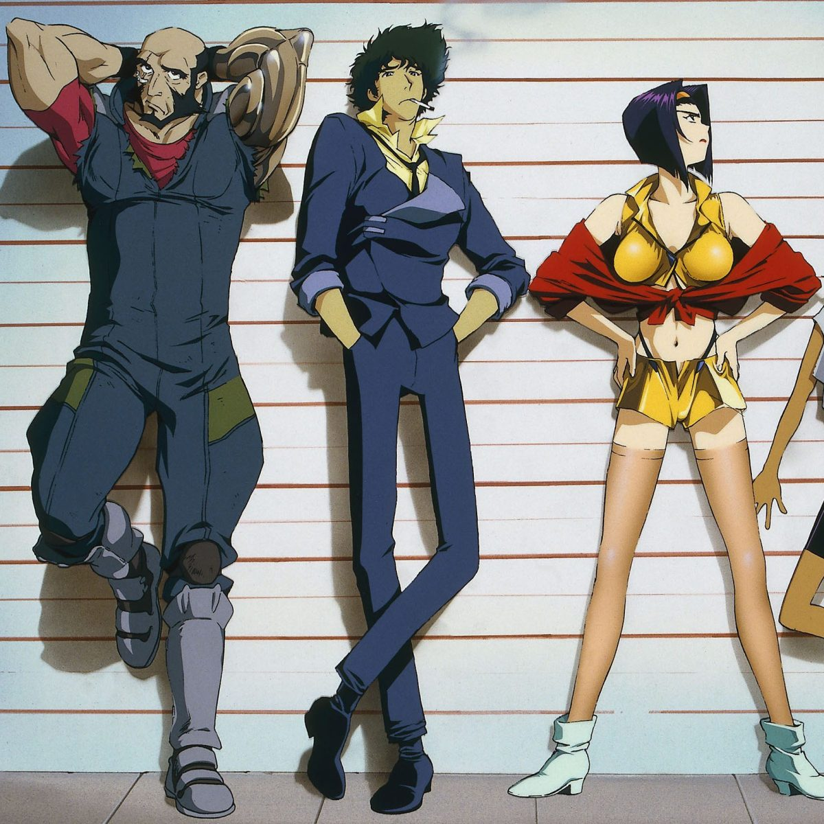 Featured image for The Power of Three: Cowboy Bebop