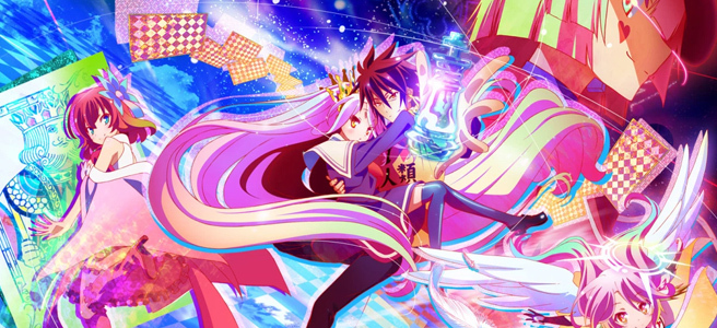 Featured image for No Game No Life Episode 3: Expert