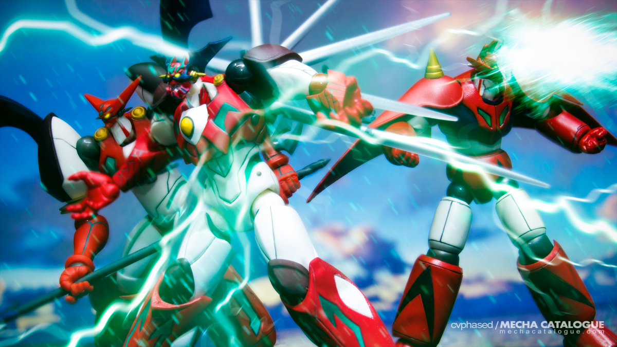 """Featured image for One Shots / """"Triple Getter Attack!"""""""