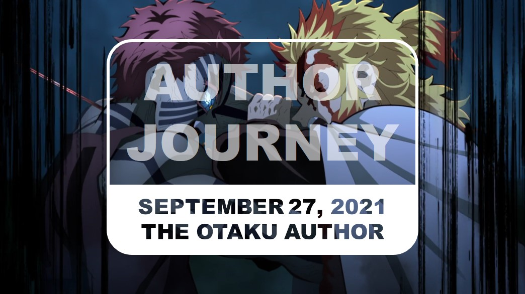 Featured image for Author Journey (September 27, 2021)