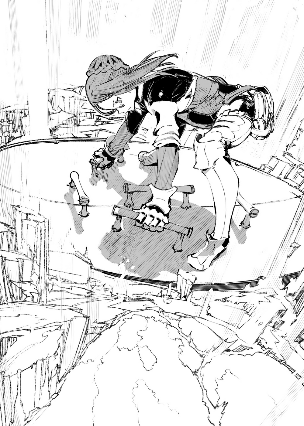 Featured image for B3: The Two-Faced Player Killer [Infinite Dendrogram]