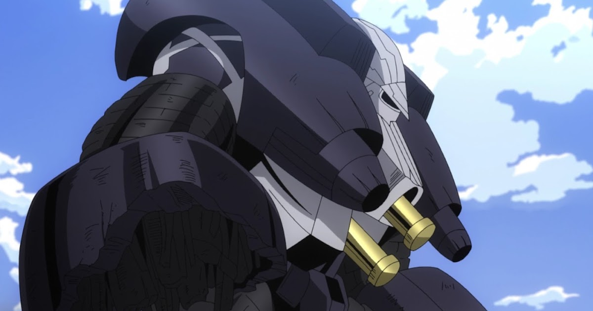 Featured image for Boku no Hero Academia - Episode 112 - Re-Destro's Claustro
