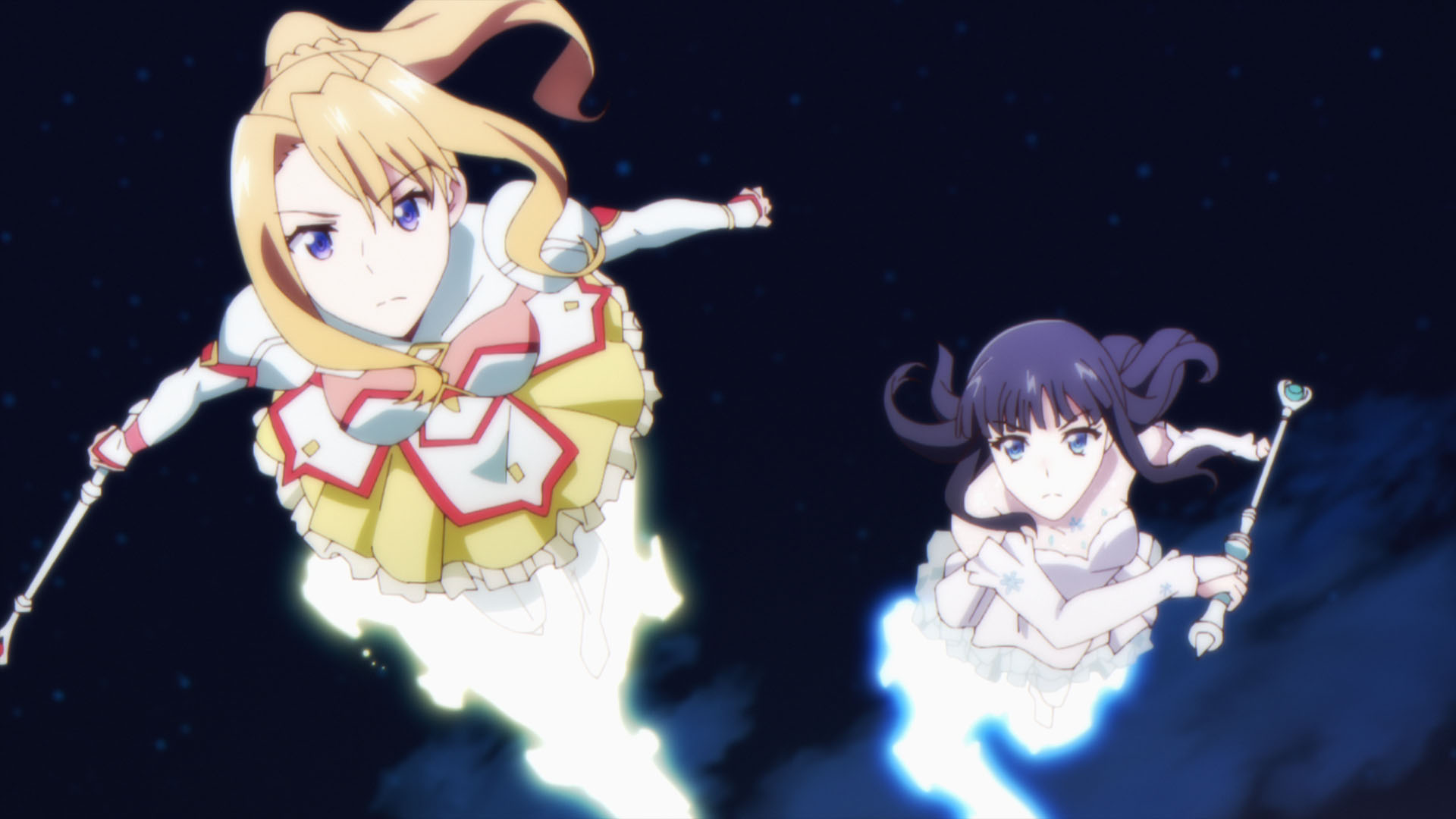 Featured image for Weekly Review — The Honor Student at Magic High School Episode 13