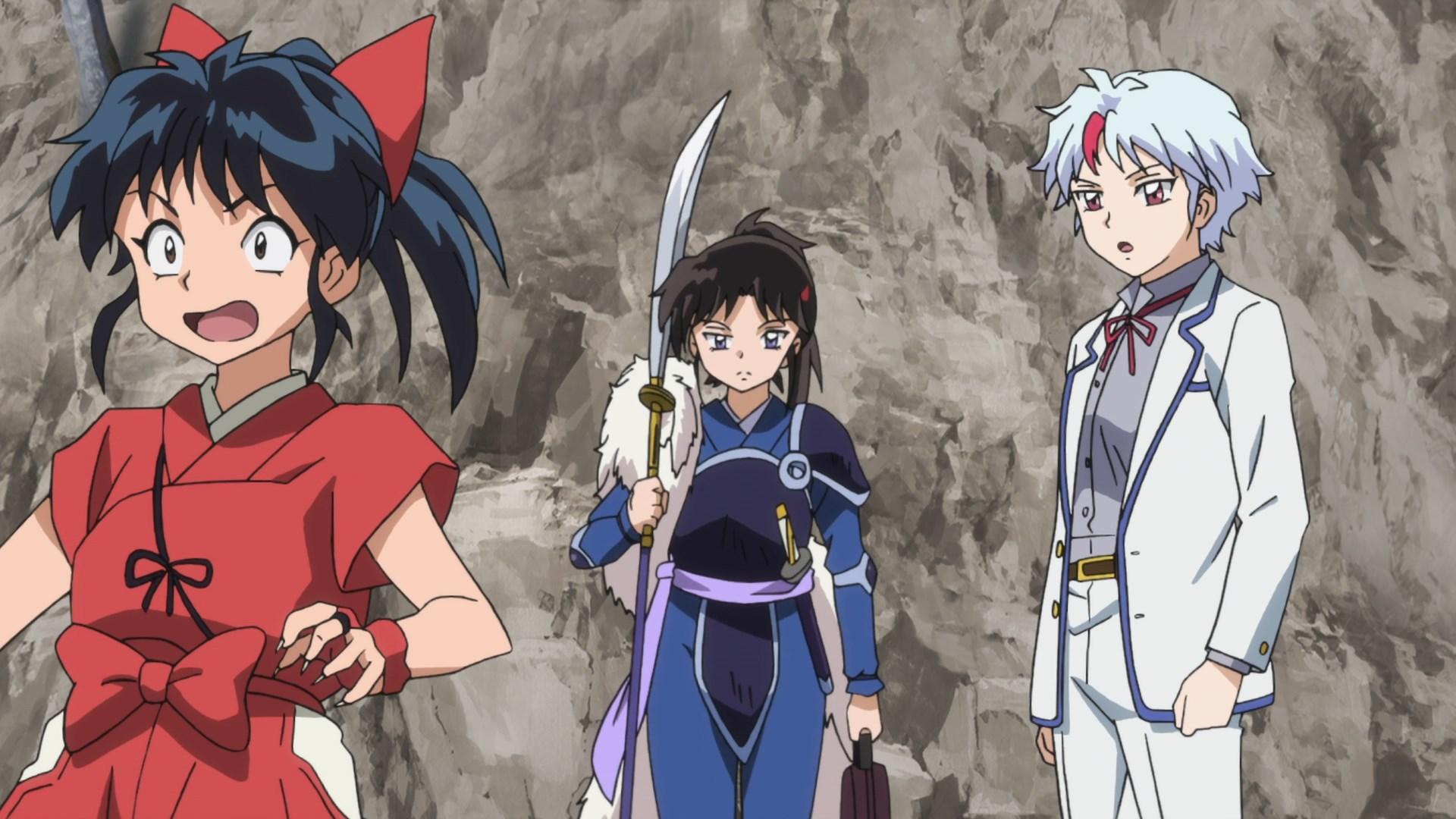 Featured image for Yashahime: Princess Half-Demon 11 (Forced Bonding)