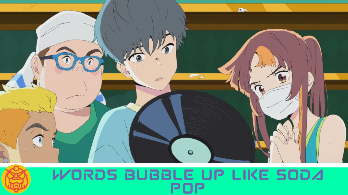 Featured image for Words Bubble Up Like Soda Pop: A Quiet Reveal