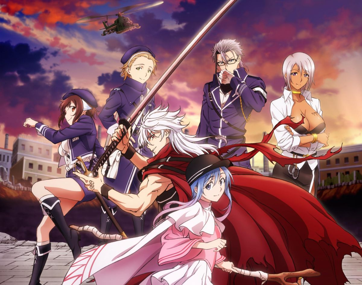 Featured image for Anime Review 211 Plunderer