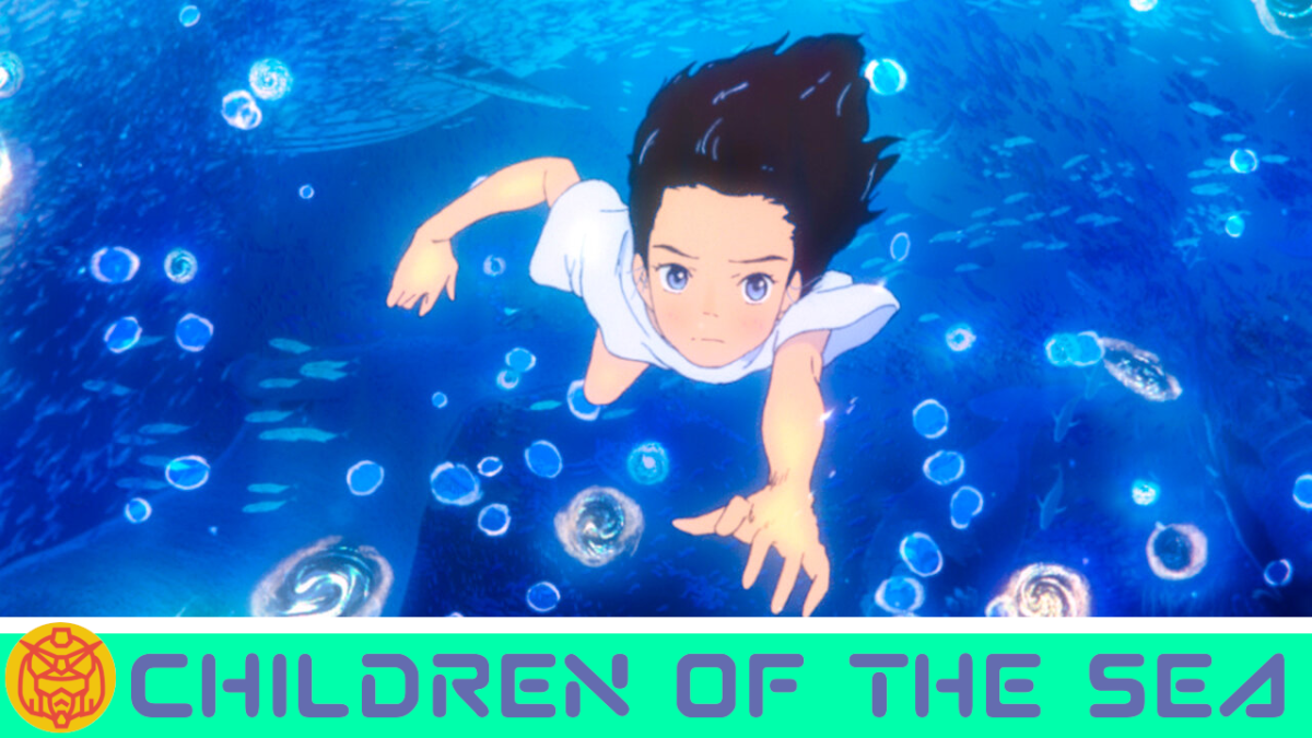 Featured image for Children of the Sea – When the Sea and Stars Meet