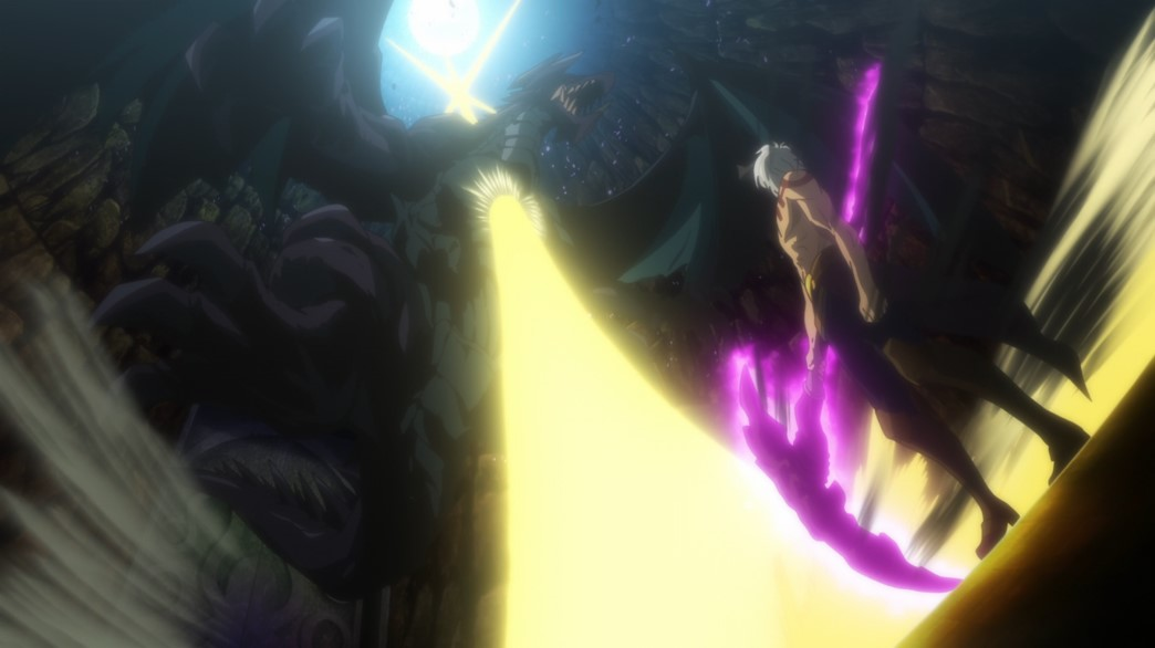 Featured image for How Not to Summon a Demon Lord Ω (Episode 17) – Black Dragon Clash