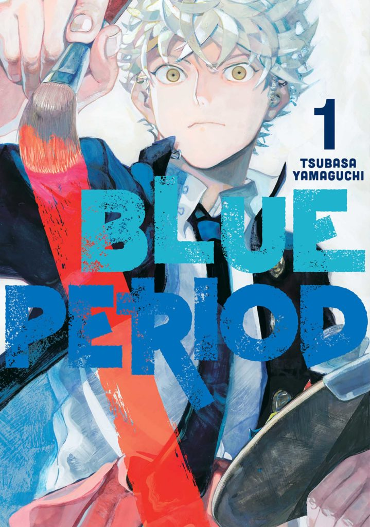 Featured image for Manga of the Month: Blue Period