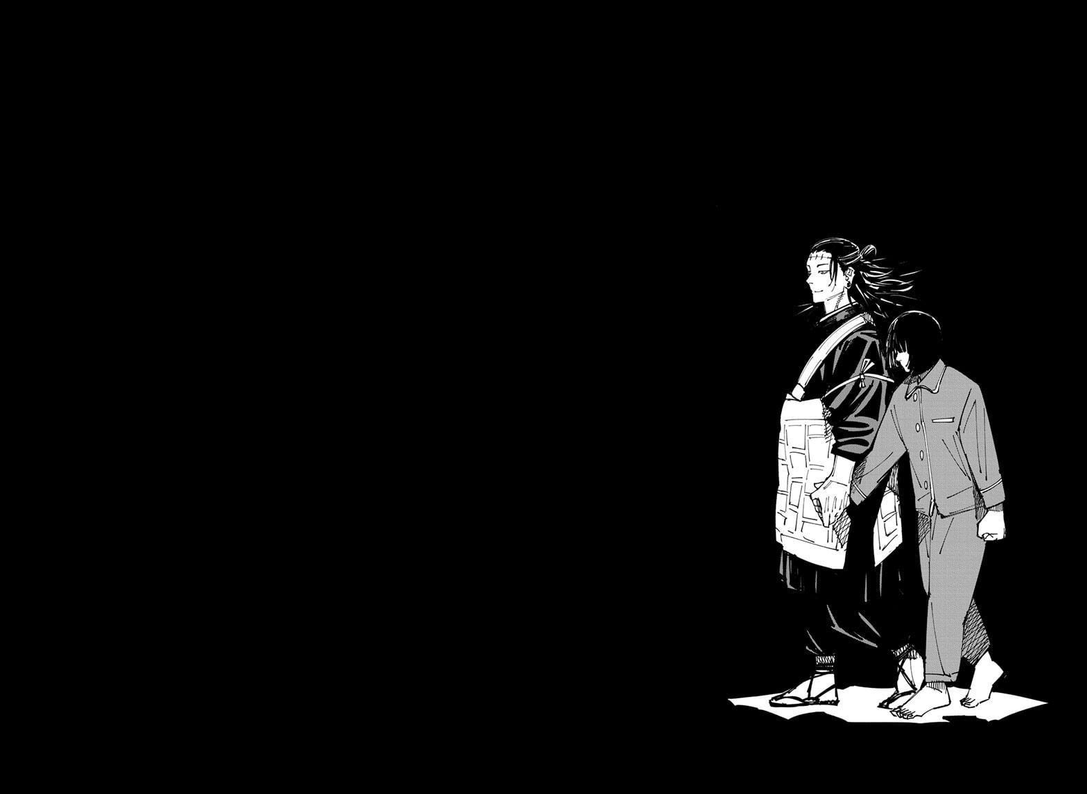 Featured image for Jujutsu Kaisen Chapter 160: Is Yuji Itadori the son of Kenjaku?