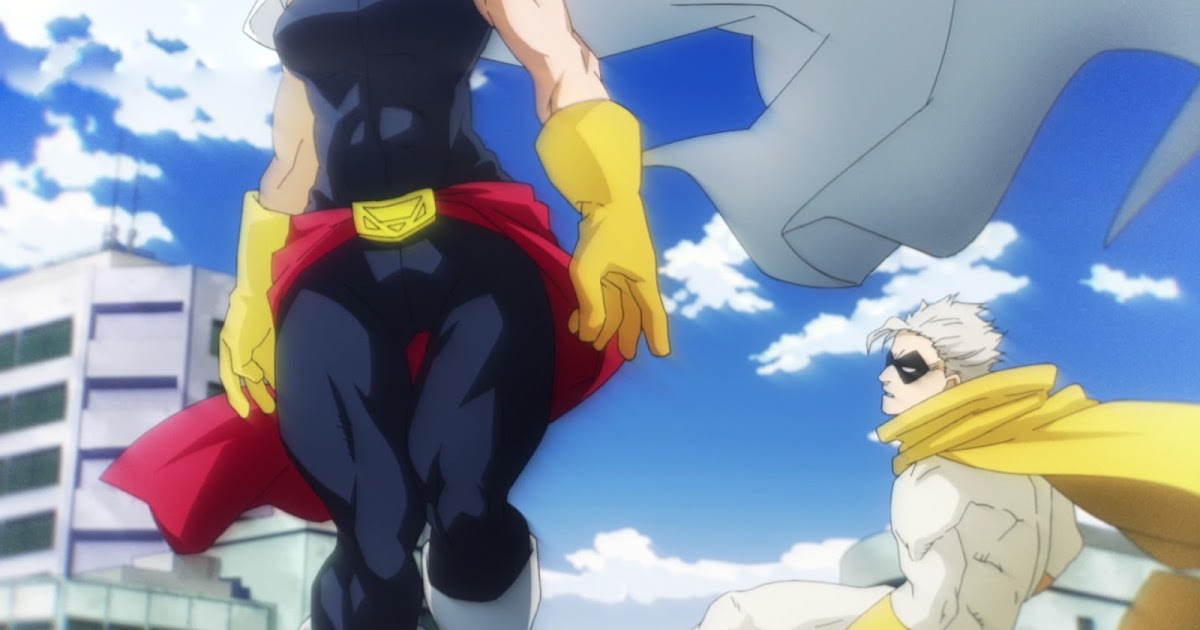 Featured image for Boku no Hero Academia - Episode 113 - Nana Floats