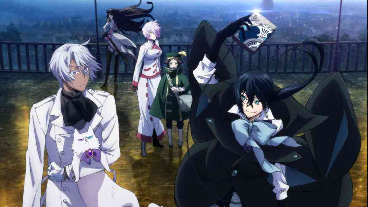 Featured image for Anime Series Like The Case Study of Vanitas