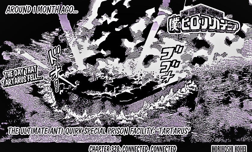 Featured image for Gee, It's Swell To Finally Meet His OTHER Kid! My Hero Academia Chapter 328 BREAKDOWN