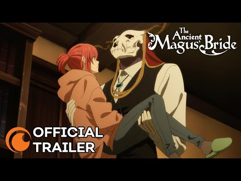 Featured image for The Ancient Magus Bride: The Boy from the West and the Knight of the Blue Storm PV
