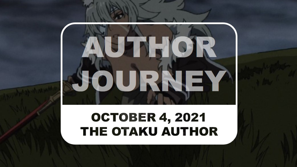 Featured image for Author Journey (October 4, 2021)