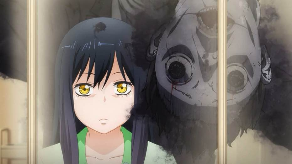 Featured image for First Impressions – Mieruko-chan