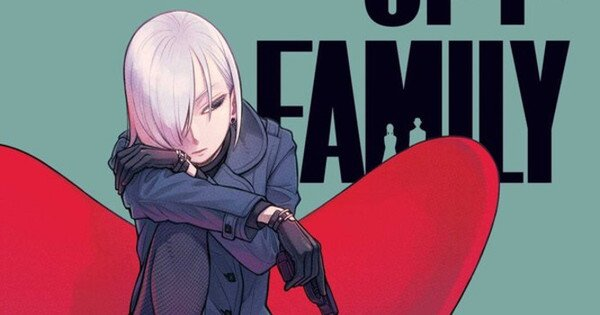 Featured image for SPY×FAMILY GN 6