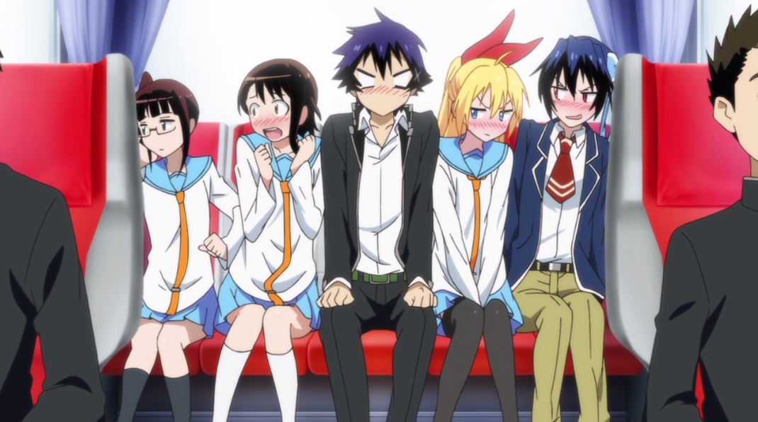 Featured image for Nisekoi